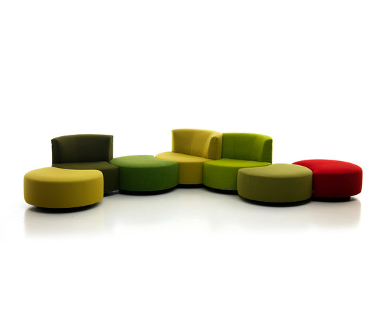 Sedutalonga | Modular Elements by Mussi Italy | Sofas