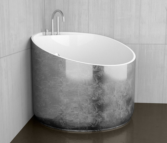 Mini de glass design produit for Mini baignoire ilot