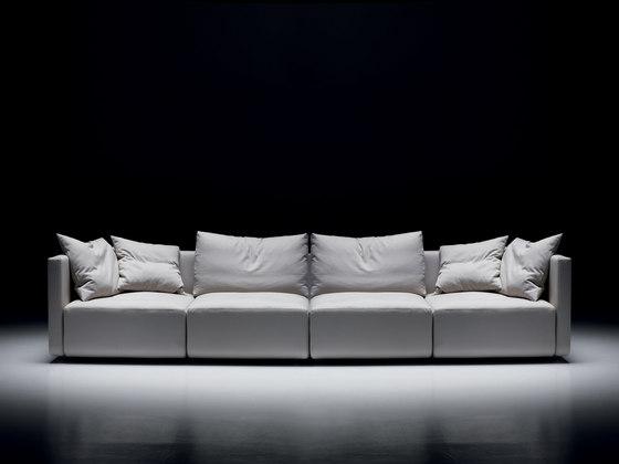 Square  | 4-seater sofa de Mussi Italy | Canapés