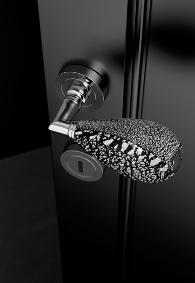 Goccia by Glass Design | Handle sets
