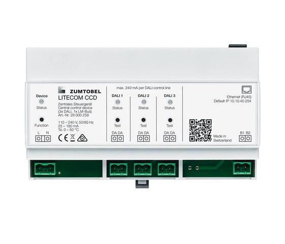 LITECOM Controller di Zumtobel Lighting   Gestione luci