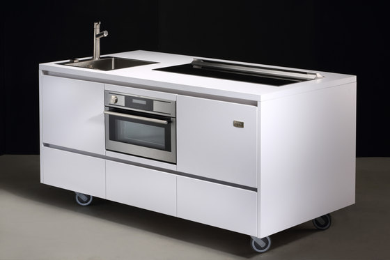 InselKüche de Kaiser Küche | Cocinas compactas