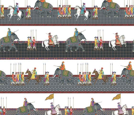 Tamerlan by Equipo DRT | Curtain fabrics