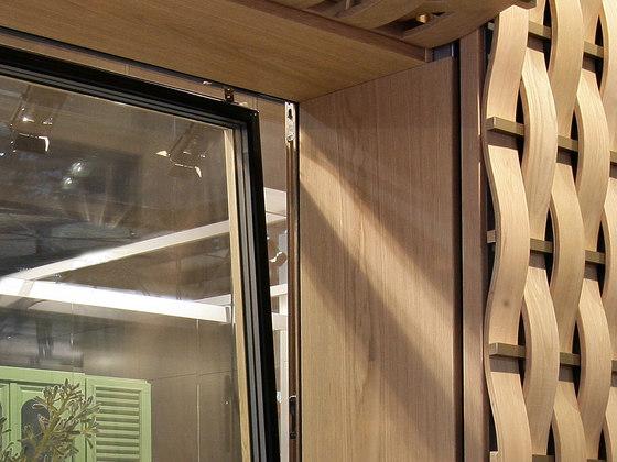 ISAM Vitrum de ISAM | Types de fenêtres