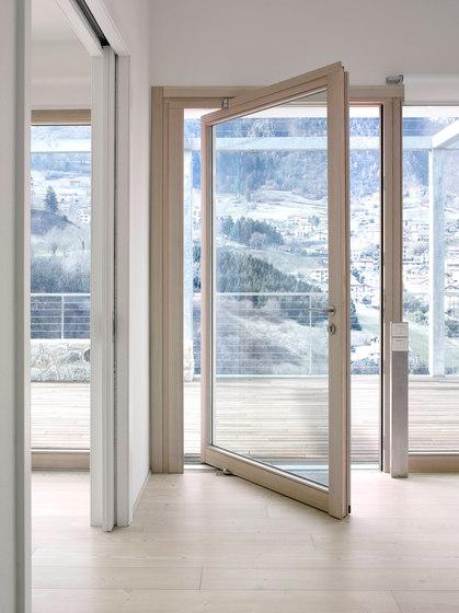 ISAM Pivot window de ISAM | Portes-fenêtres