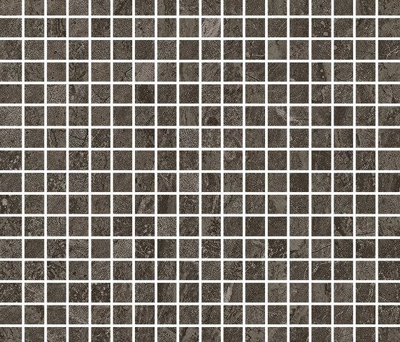 World Flysch | Mosaico Plentzia Grafito di VIVES Cerámica | Mosaici ceramica