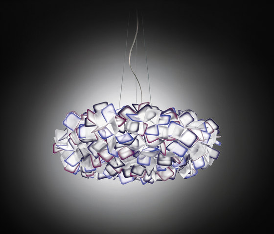 Clizia suspension large by Slamp | Suspended lights