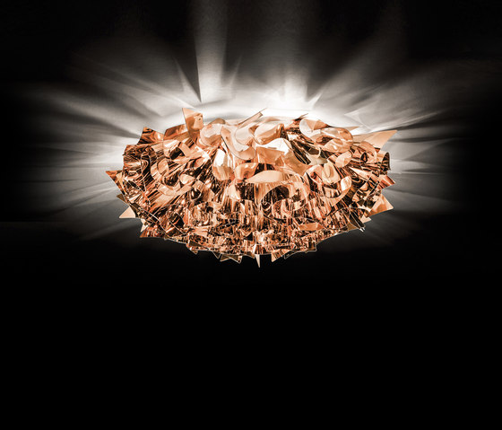 Veli Copper large by Slamp | Ceiling lights