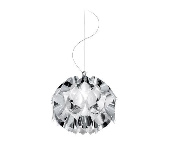 Flora Silver suspension small de Slamp | Éclairage général