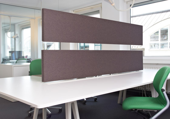 Big size & special solutions by acousticpearls | Privacy screen