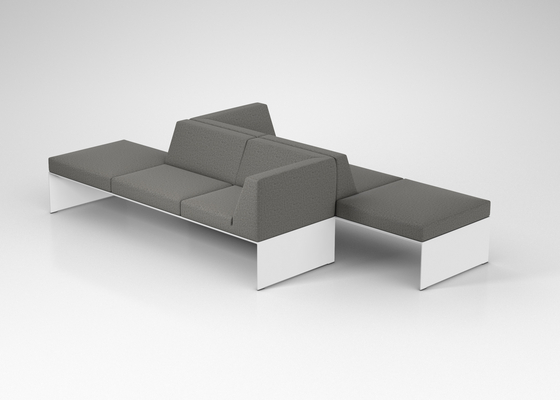 Superb Banc By Brunner | Waiting Area Benches ...