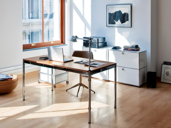 USM Haller Table Wood by USM | Desks
