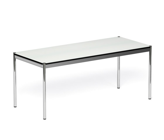 usm haller table laminate by usm usm haller table advanced. Black Bedroom Furniture Sets. Home Design Ideas