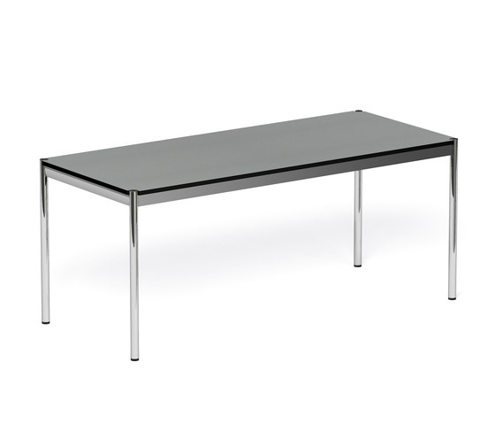 USM Haller Table Linoleum by USM | Multipurpose tables