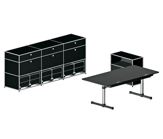 USM Haller Individual workstation 3 by USM | Sideboards
