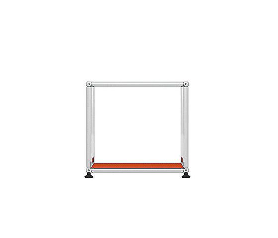 USM Haller Sidetable 1 di USM | Tavolini di servizio