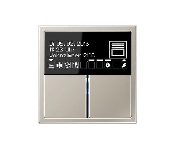 KNX room controller OLED LS 990 di JUNG | Sistemi KNX