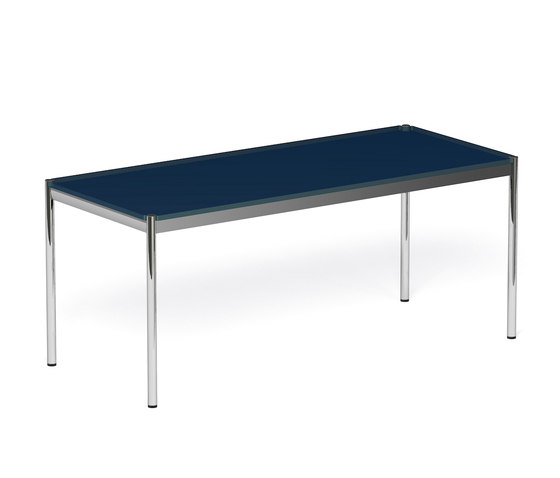 USM Haller Table Glass de USM | Mesas comedor