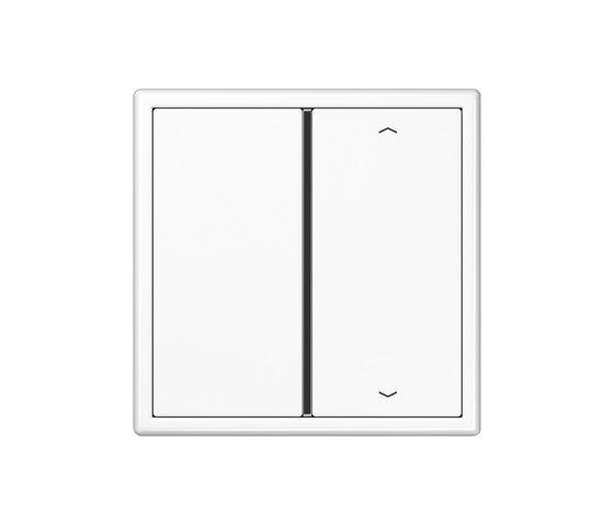 KNX push-button sensor F 40 LS 990 di JUNG | Sistemi KNX