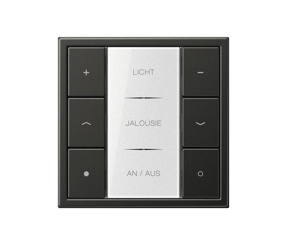 KNX push-button sensor F 50 LS 990 di JUNG   Sistemi KNX