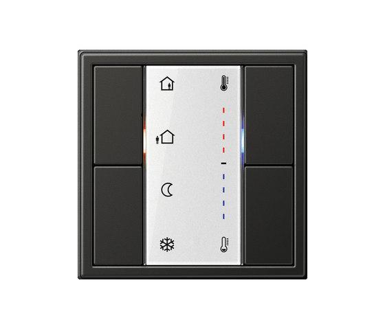 KNX push-button sensor F 50 LS 990 di JUNG | Sistemi KNX