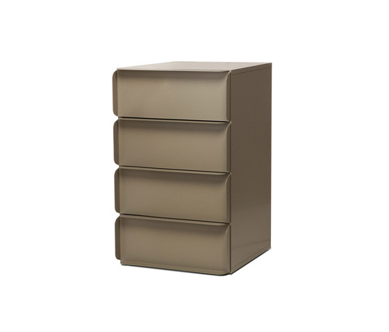 Collar cabinet with drawers de Quodes | Caissons