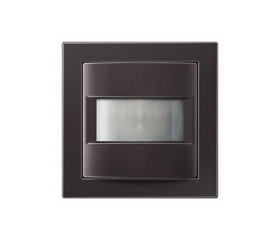 LS-design brass dark automatic-switch by JUNG | Automatic control switches