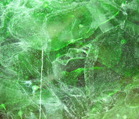 Bio-Glass Emerald Forest de COVERINGSETC | Vidrios decorativos