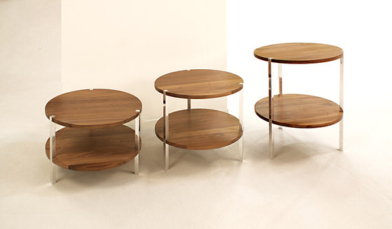 UFO N54 Wood by D-TEC | Lounge tables