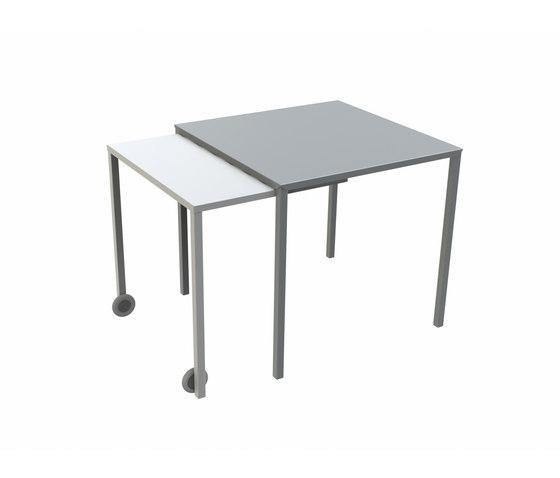 Rafale table von Matière Grise | Esstische
