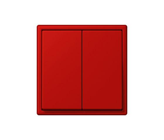 ls 990 32090 schalter wippschalter von jung architonic. Black Bedroom Furniture Sets. Home Design Ideas