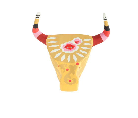 Goyescas Cabeza Toro Amarillo 1 de GAN | Objects