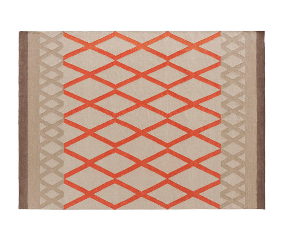 Sioux Rug Coral 1 by GAN | Rugs