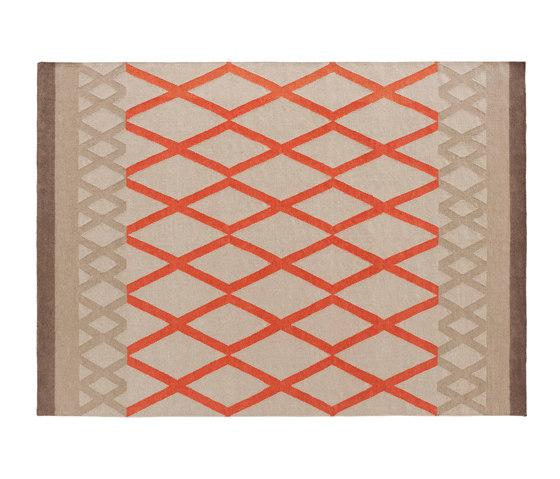 Sioux Rug Coral 1 by GAN | Rugs / Designer rugs