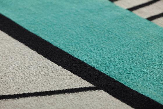 Lima Rug Blue 1 by GAN | Rugs