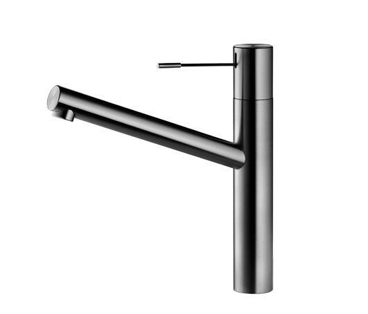 KWC ONO Lever mixer|Swivel spout 270° by KWC | Kitchen taps