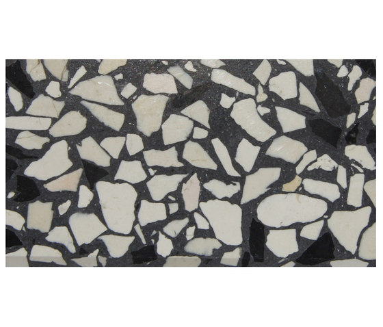 Eco-Terr Slab Black Sea polished de COVERINGSETC | Planchas