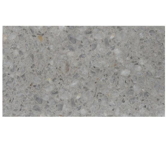 Eco-Terr Slab Misty Grey polished de COVERINGSETC | Planchas