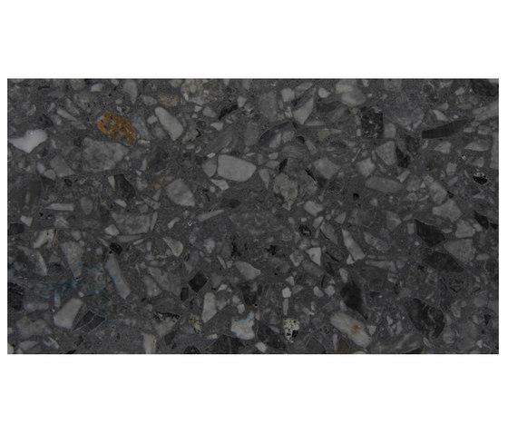 Eco-Terr Slab Misty Grey polished de COVERINGSETC | Planchas de piedra natural