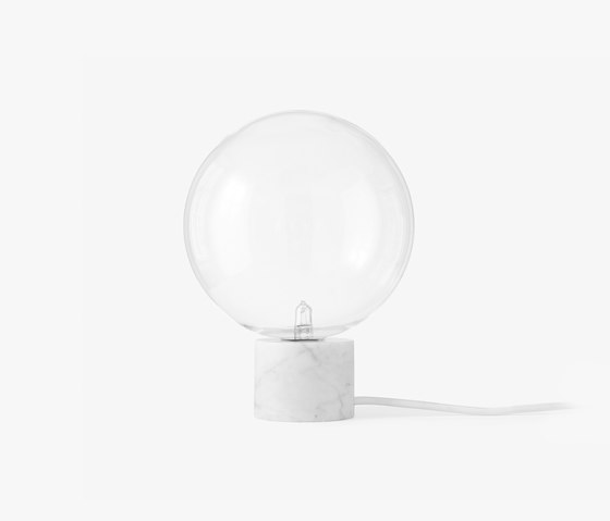 Marble Light SV6 by &TRADITION   Table lights