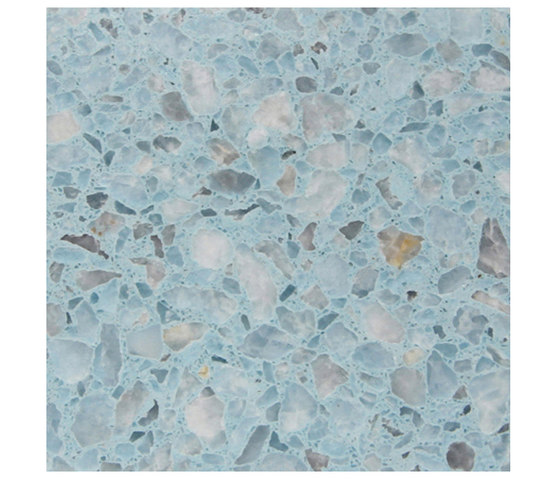 Eco-Terr Tile Baby Blue by COVERINGSETC | Natural stone panels