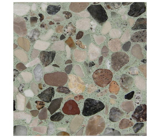 Eco-Terr Tile Cayman Green di COVERINGSETC | Lastre pietra naturale