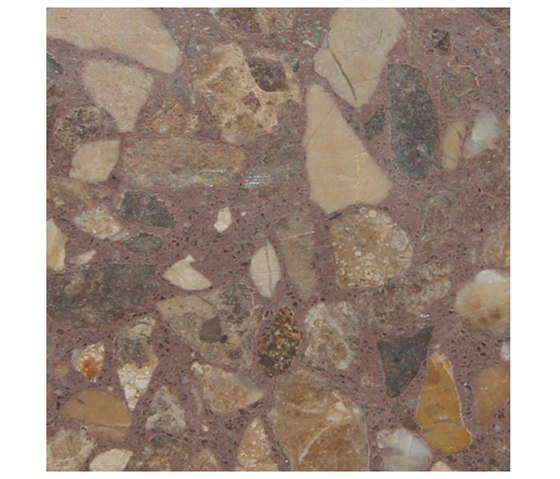Eco-Terr Tile Emperador Brown de COVERINGSETC | Panneaux en pierre naturelle