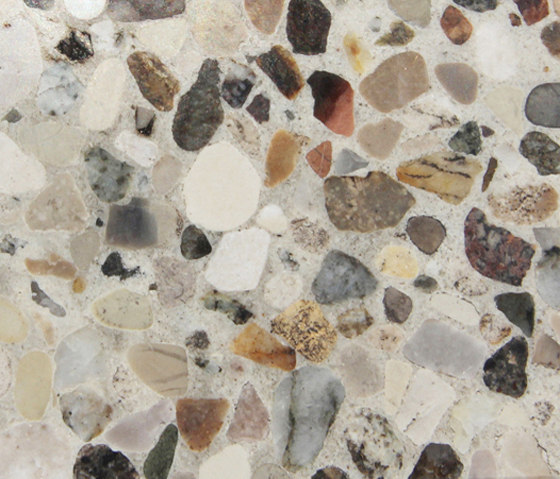 Eco-Terr Tile Fontana White de COVERINGSETC | Panneaux en pierre naturelle