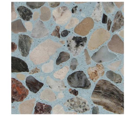 Eco-Terr Tile Olympia Blue de COVERINGSETC | Panneaux en pierre naturelle