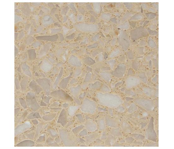 Eco-Terr Tile Tahitian Cream de COVERINGSETC | Panneaux en pierre naturelle