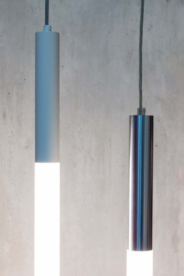 Solo Tube by Archxx | Suspended lights