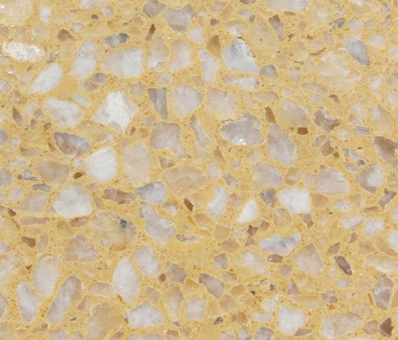 Eco-Terr Tile Solare Yellow de COVERINGSETC   Panneaux en pierre naturelle