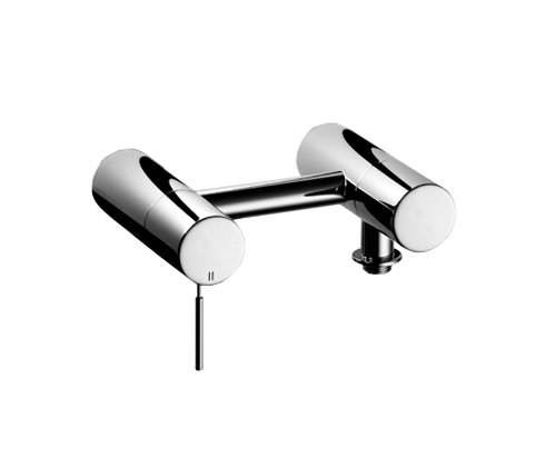 KWC ONO Lever mixer|Rotatable spout 60° by KWC | Shower controls