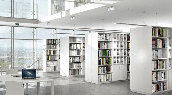 Allvia Stauraum von Assmann Büromöbel | Regale